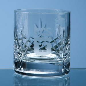 Mayfair Crystalite Panel Whisky Tumbler