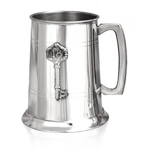 Birthday Tankard, Square Handle