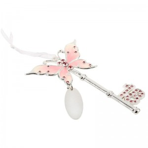 Juliana Celebration Key Butterfly 18th