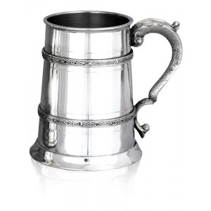 1 Pint, Double Celtic Banded Tankard